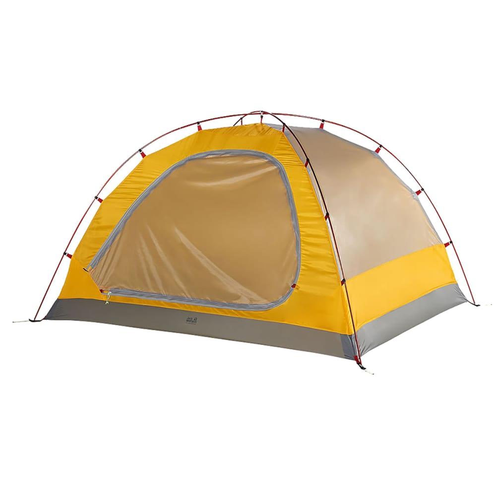 JACK WOLFSKIN Yellowstone II Tent - CACTUS GREEN