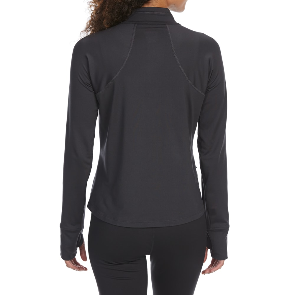 EMS Women's Techwick Transition 1/2-Zip Pullover - PHANTOM