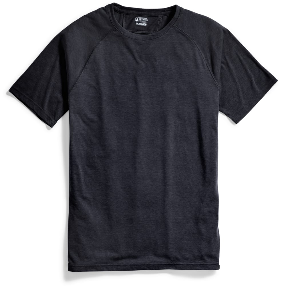 EMS® Men's Techwick® Vital Discovery Short-Sleeve Tee - ANTHRACITE