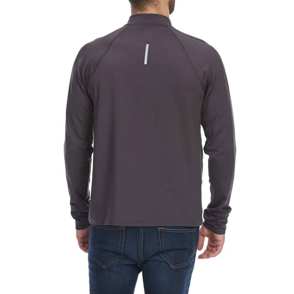 EMS Men's Techwick Transition 1/2-Zip Pullover - FORGED IRON