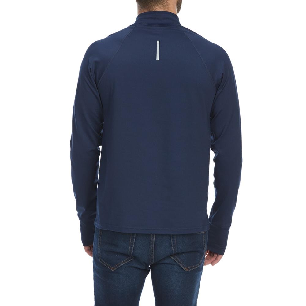 EMS Men's Techwick Transition 1/2-Zip Pullover - DRESS BLUE
