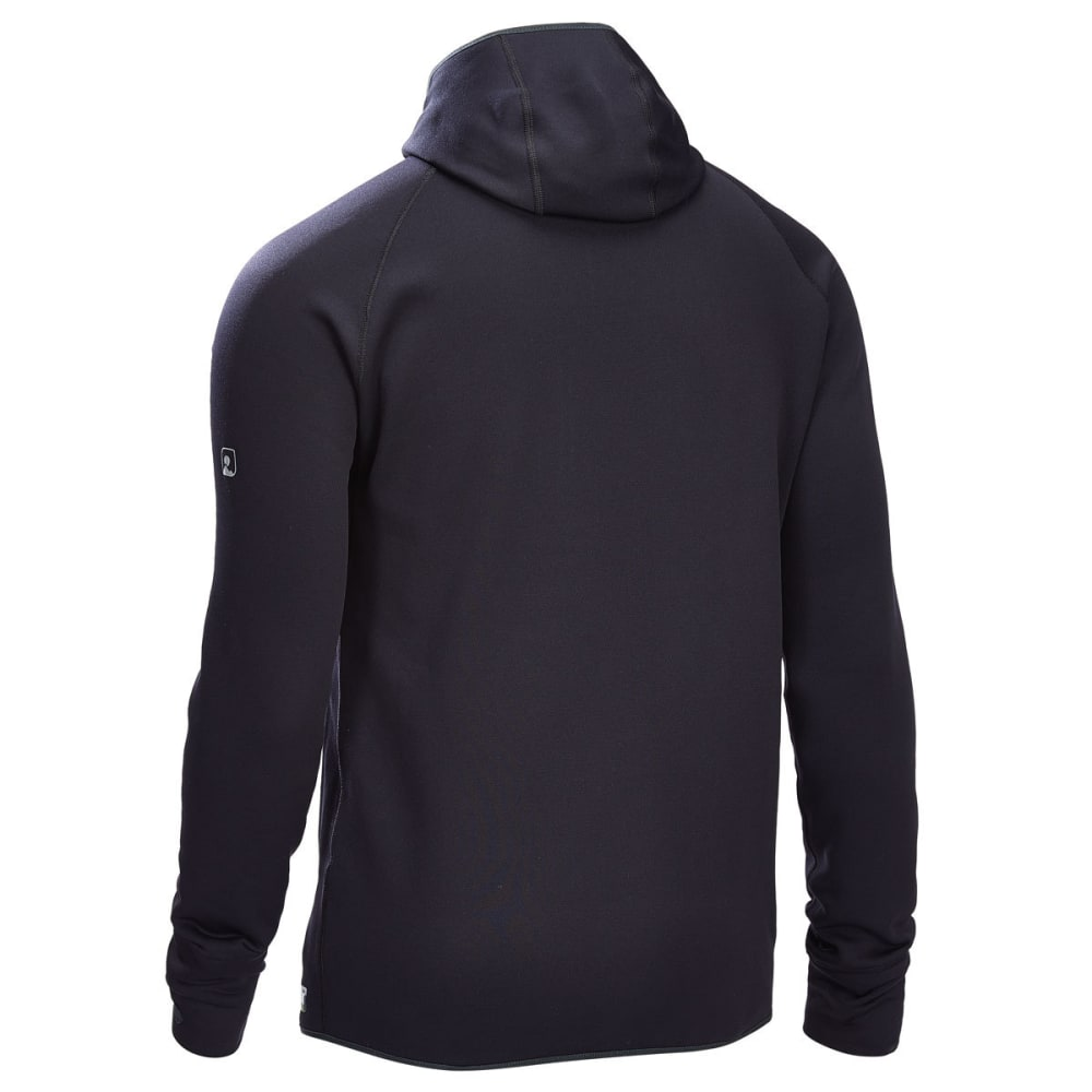 EMS Men's Equinox Power Stretch Hoodie - ANTRACITE