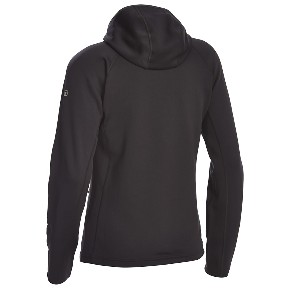 EMS® Women's Equinox Power Stretch Hoodie - ANTHRACITE