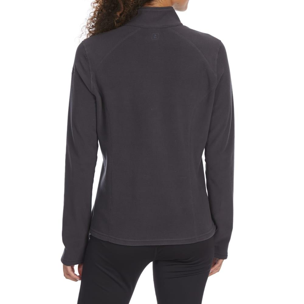 EMS Women's Classic Micro Fleece 1/4 Zip Pullover - PHANTOM