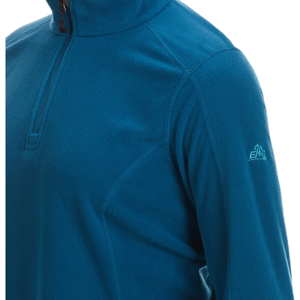 EMS Women's Classic Micro Fleece 1/4 Zip Pullover - MOROCCAN BLUE