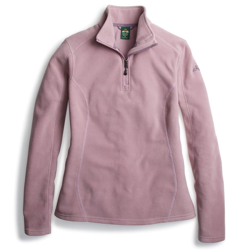 EMS Women's Classic Micro Fleece 1/4 Zip Pullover - QUAIL