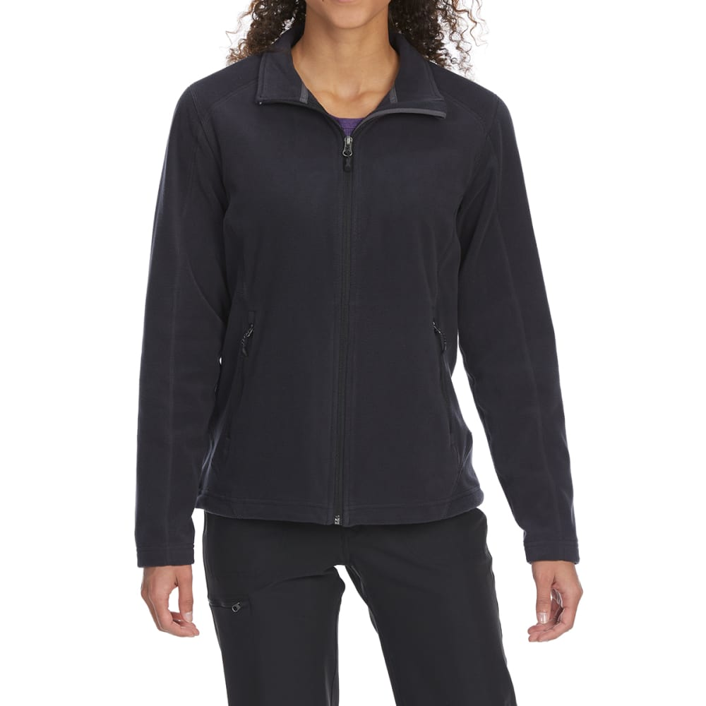 EMS Women's Classic 200 Fleece Jacket - ANTHRACITE
