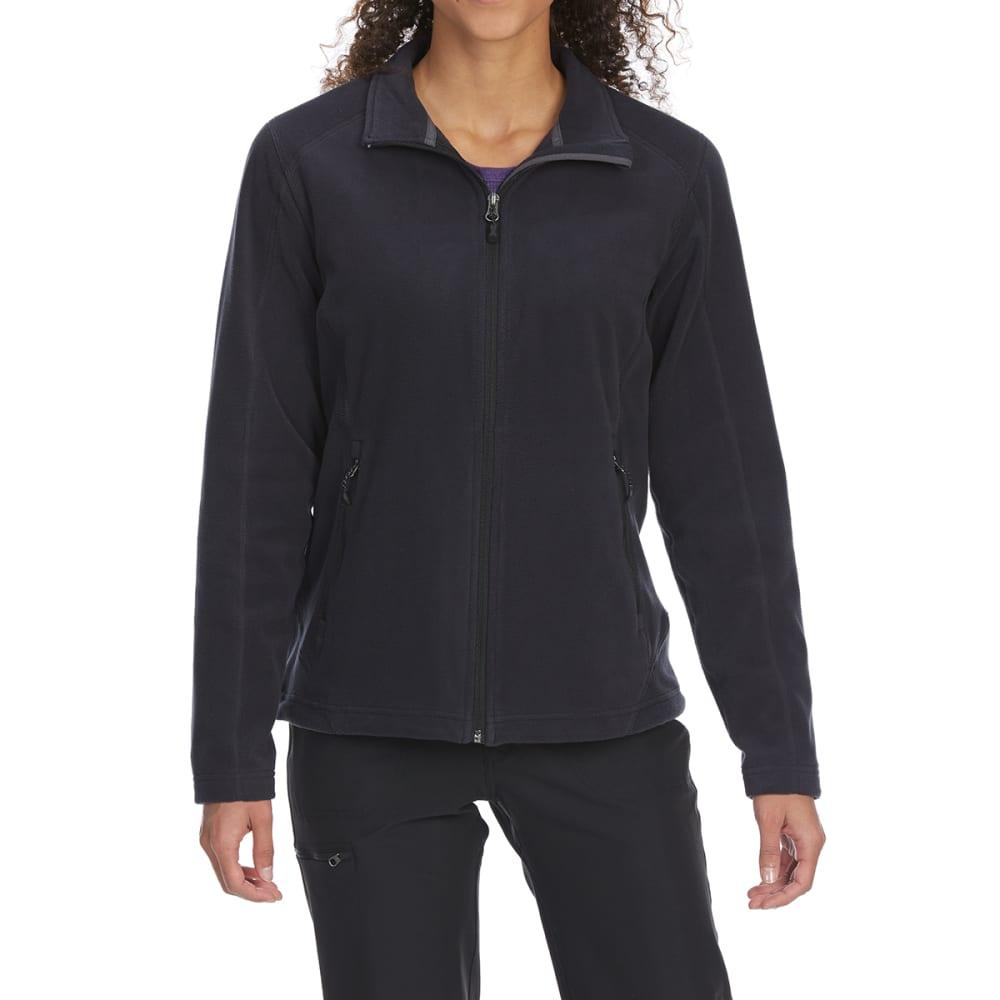EMS Women's Classic 200 Fleece Jacket - ANTHRACITE