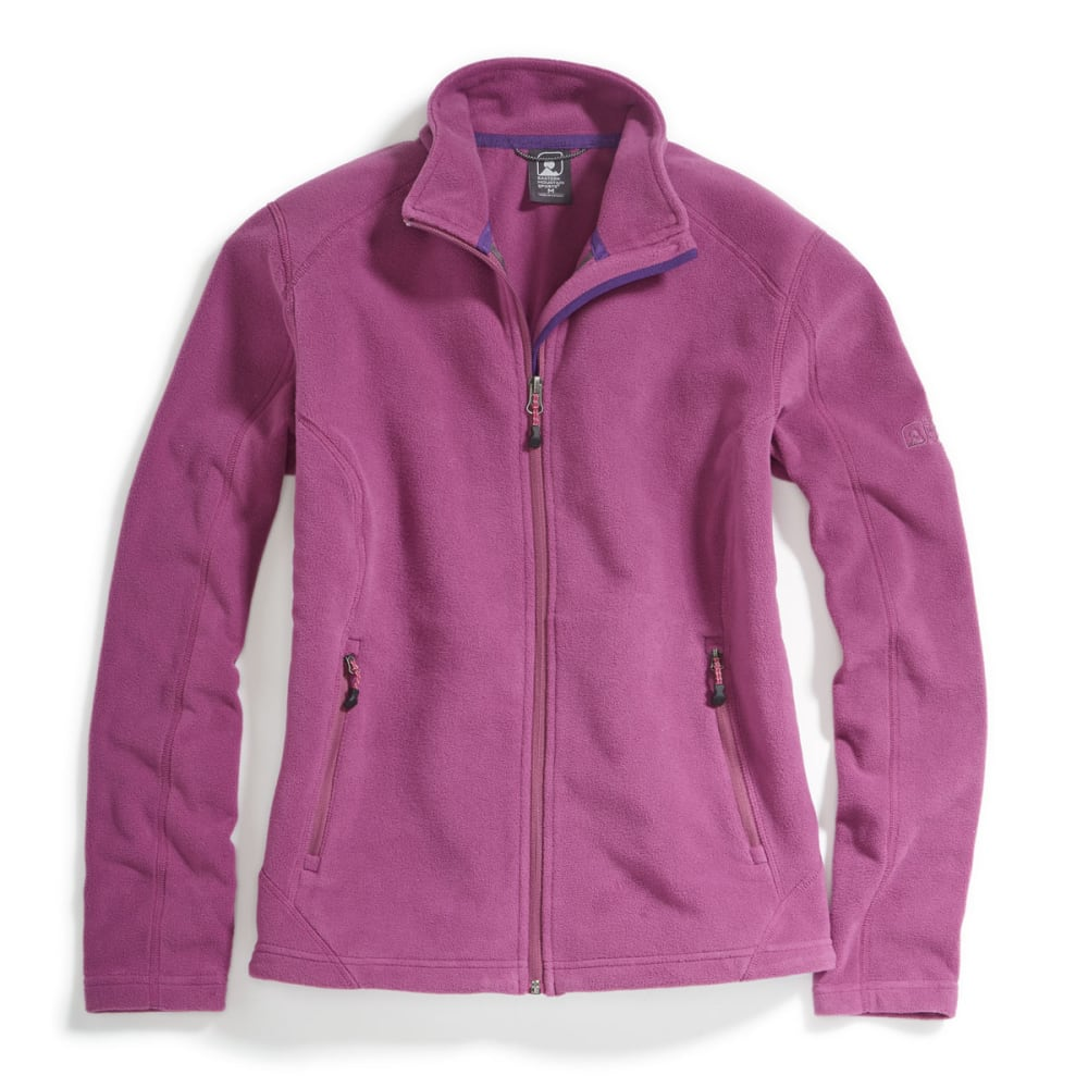 EMS Women's Classic 200 Fleece Jacket - GRAPE KISS