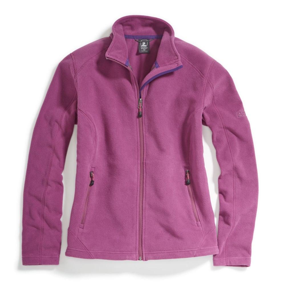 EMS Women's Classic 200 Fleece Jacket - GRAPE KISS