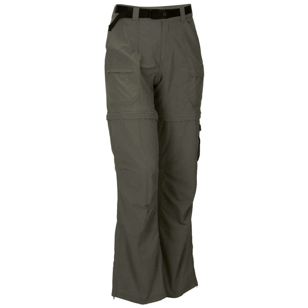 EMS Women's Camp Cargo Zip-Off Pants 0/R