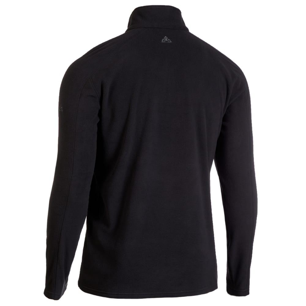 EMS Men's Classic Micro Fleece ¼-Zip Pullover - ANTHRACITE
