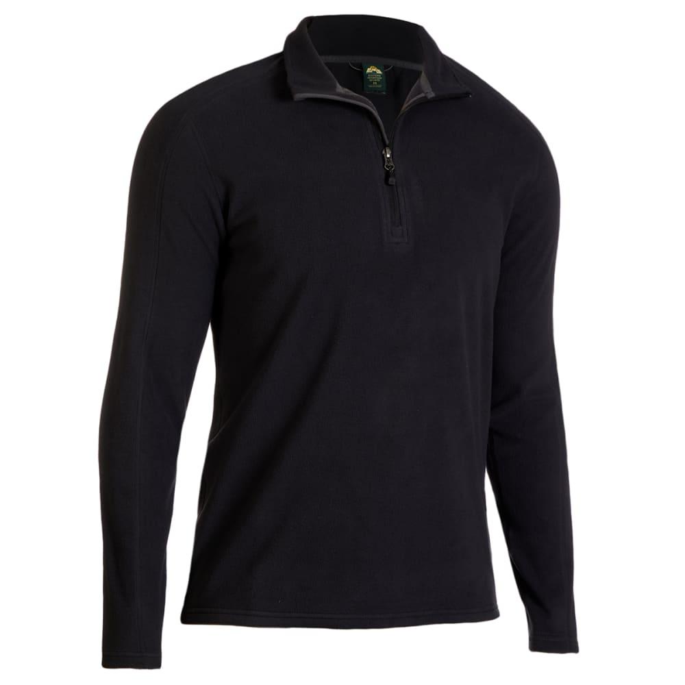EMS Men's Classic Micro Fleece 1/4 Zip Pullover - ANTHRACITE