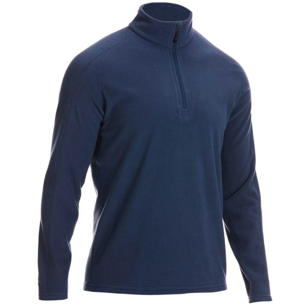 EMS Men's Classic Micro Fleece 1/4 Zip Pullover - SARGASSO SEA