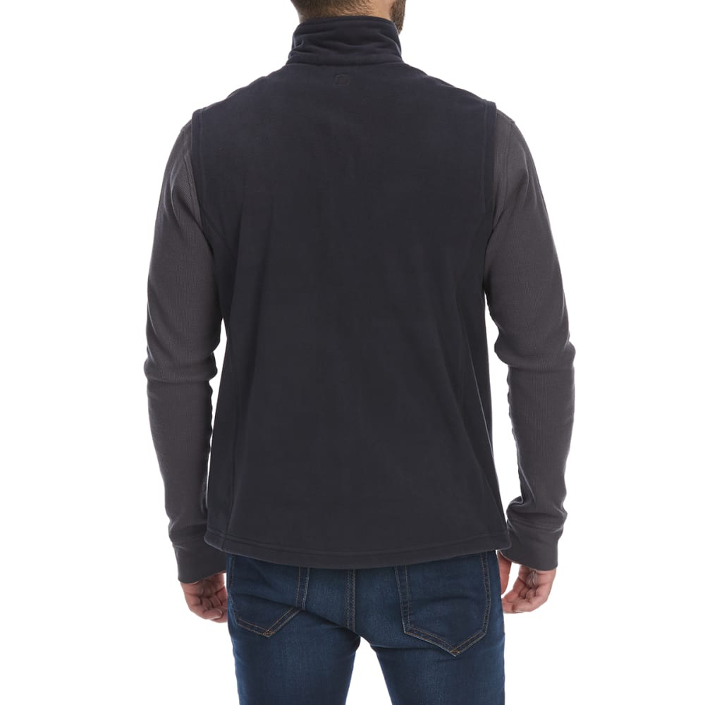 EMS Men's Classic 200 Fleece Vest - ANTHRACITE