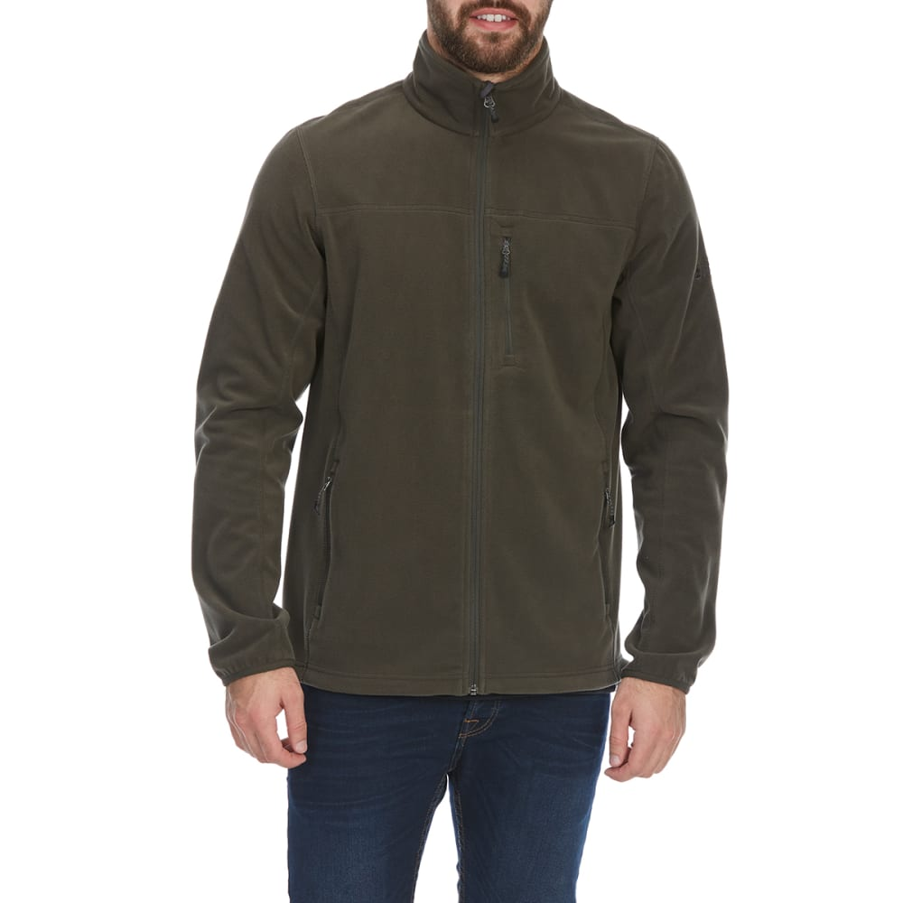 EMS Men's Classic 200 Fleece Jacket - PEAT