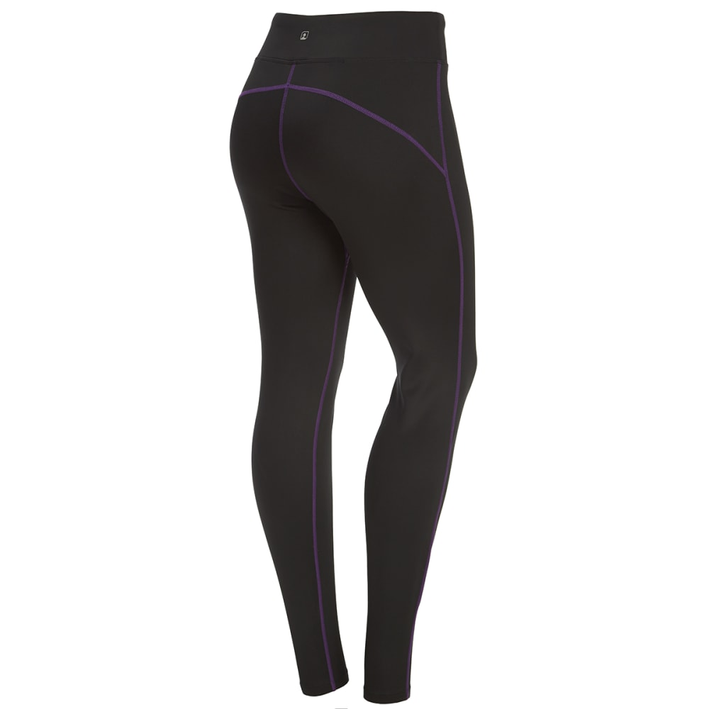 EMS Women's Techwick Heavyweight Base Layer Bottoms - ANTHRACITE
