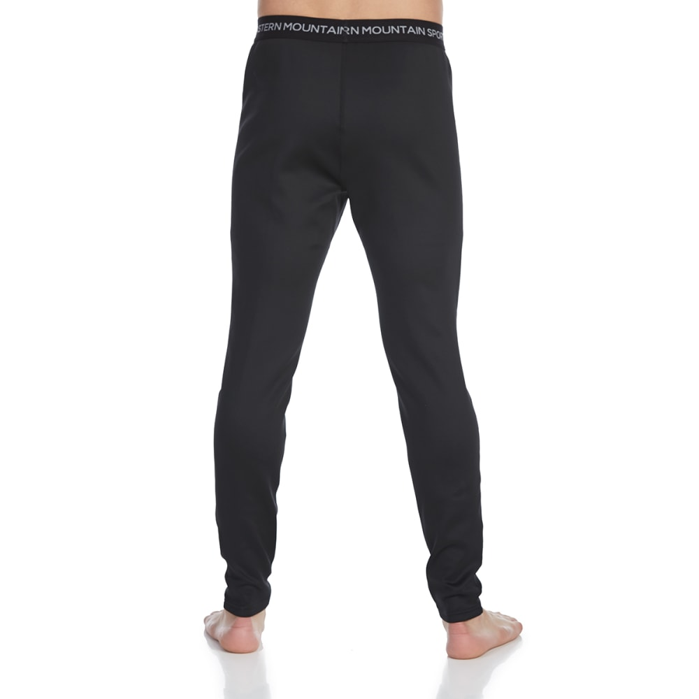 EMS Men's Techwick Heavyweight Base Layer Bottoms - ANTHRACITE