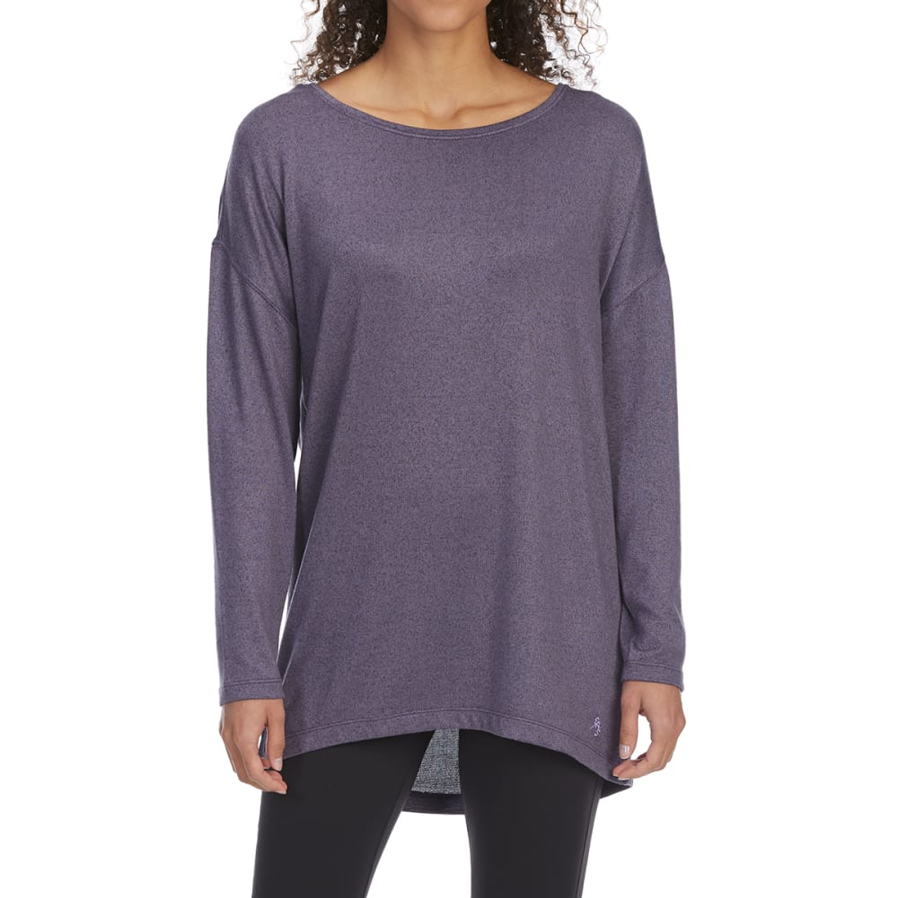 EMS Women's Cochituate Scoop-Neck Long-Sleeve Top M