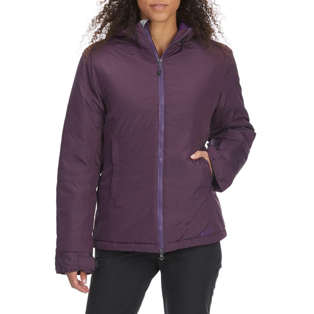 EMS Women's Sherburne Ski Jacket - PURPLE PENNANT