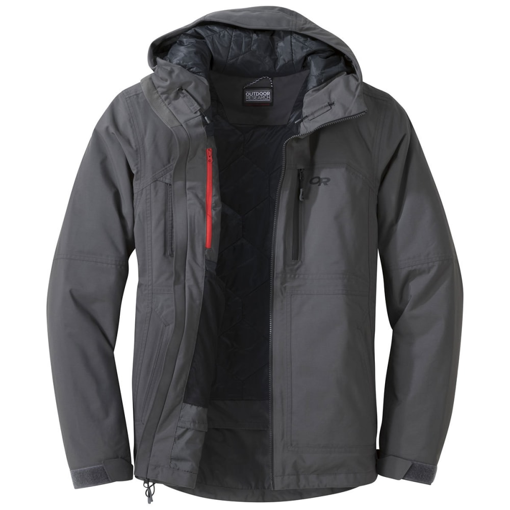 OUTDOOR RESEARCH Men's Blackpowder II Jacket - STORM