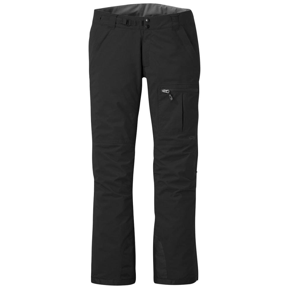 OUTDOOR RESEARCH Women's Blackpowder 11 Pants - BLACK