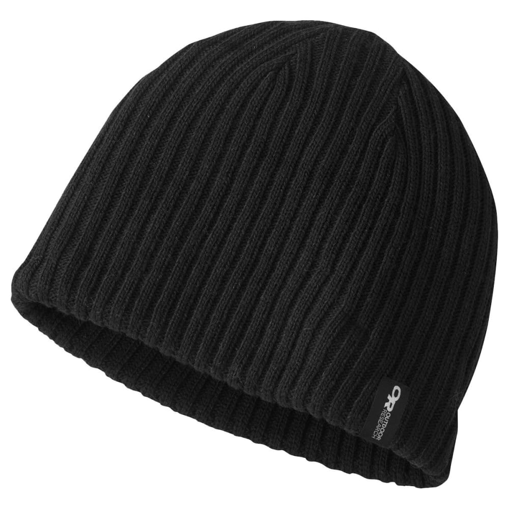 OUTDOOR RESEARCH Men's Camber Beanie - BLACK