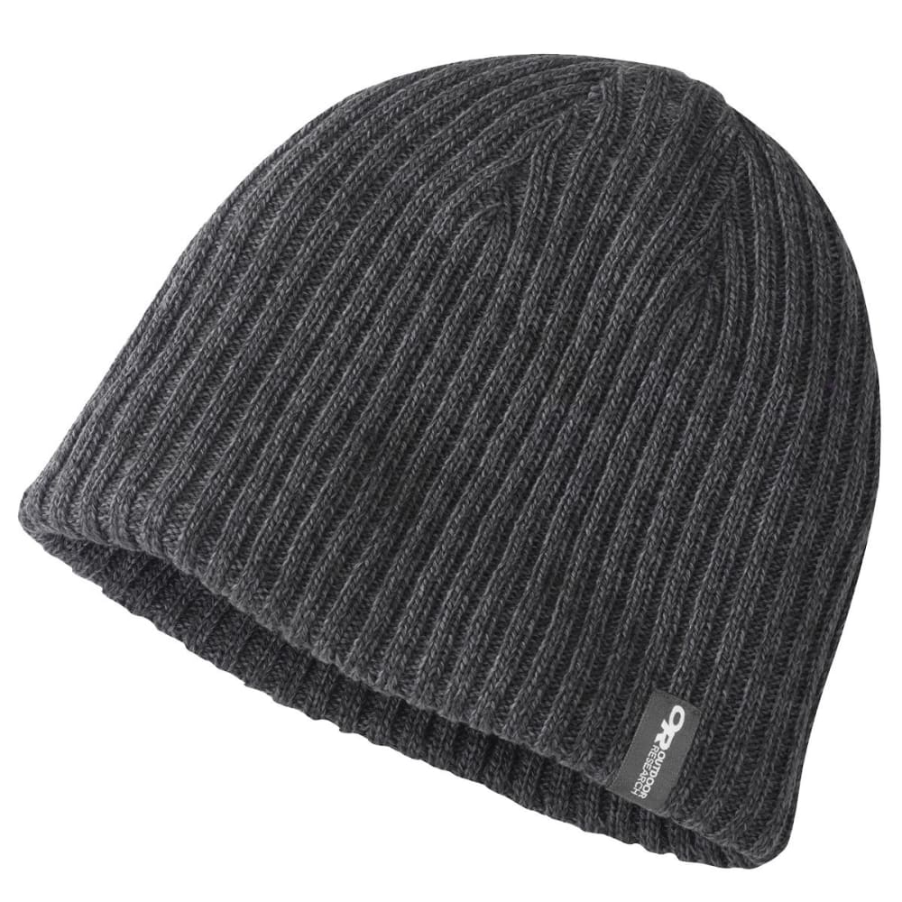 OUTDOOR RESEARCH Men's Camber Beanie - PEWTER CHARCOAL