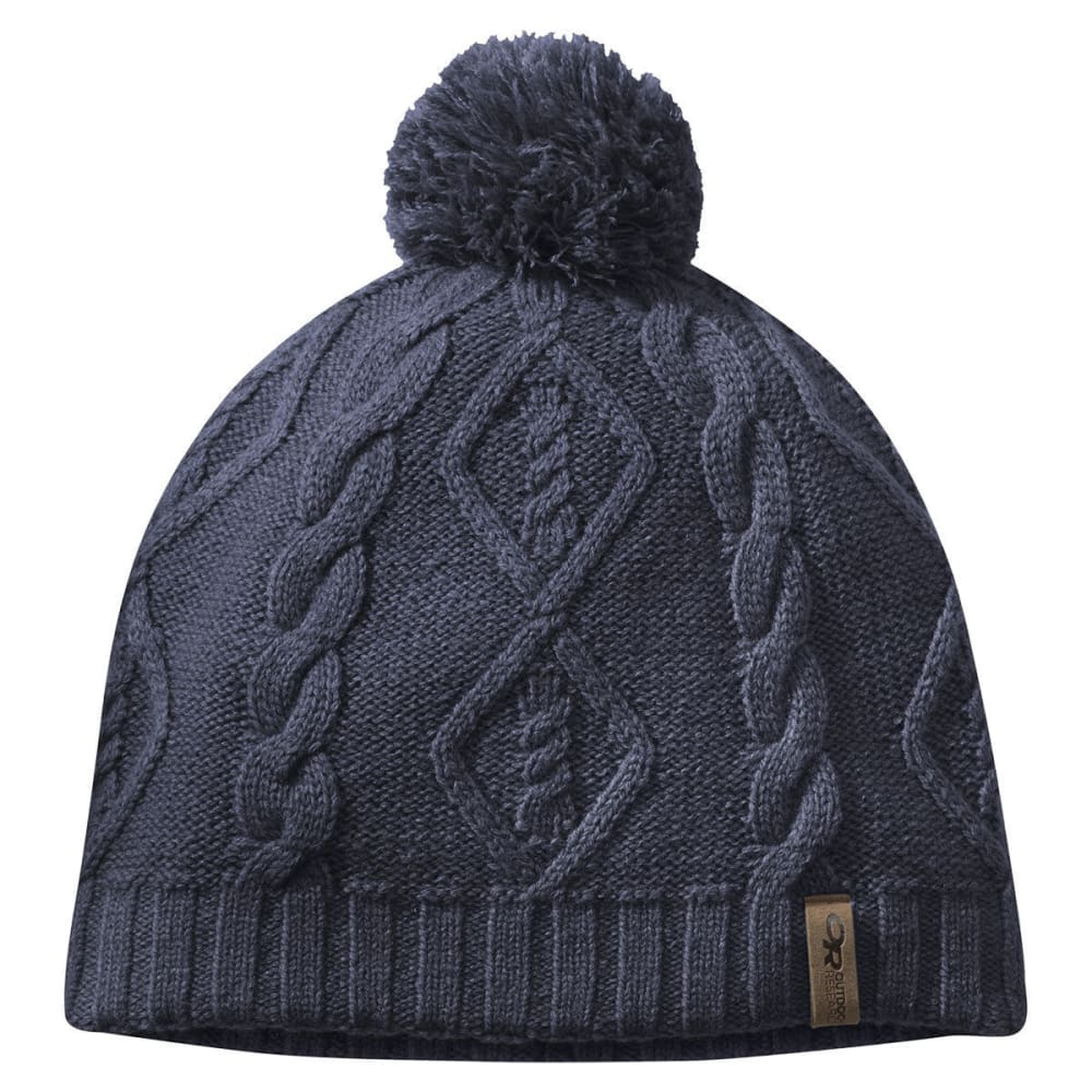 OUTDOOR RESEARCH Women's Lodgeside Beanie - NAVEL BLUE HEATHER
