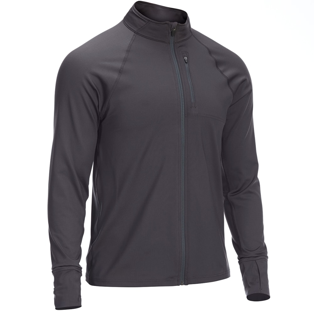 EMS Men's Techwick Transition Full-Zip Jacket - FORGED IRON