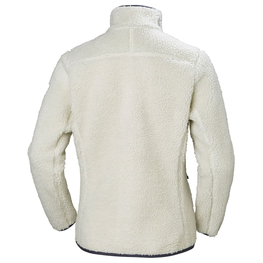 HELLY HANSEN Women's September Propile Fleece Jacket - OFF WHITE