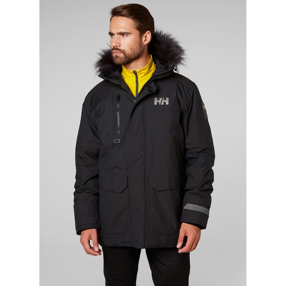 where can i buy huge discount new photos HELLY HANSEN Men's Svalbard Parka - Eastern Mountain Sports