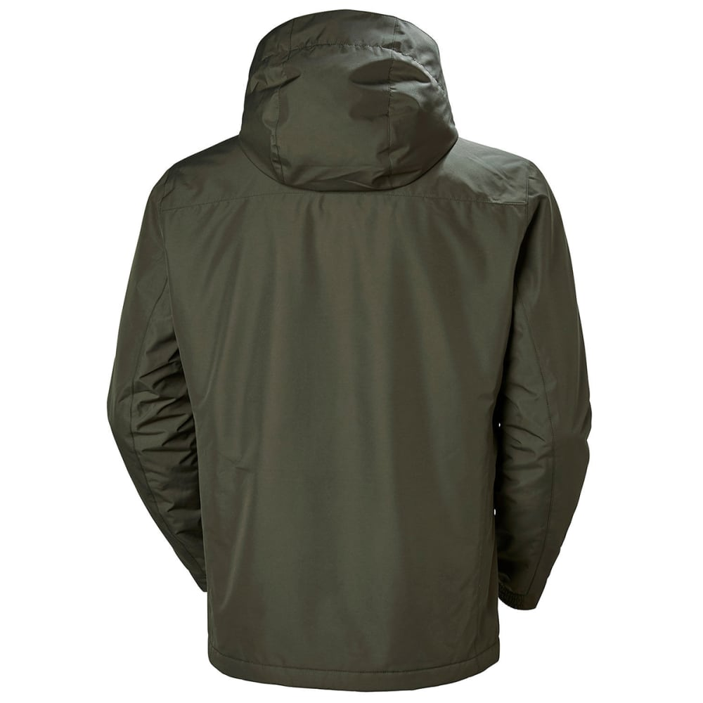 HELLY HANSEN Men's Dubliner Insulated Jacket - BELUGA