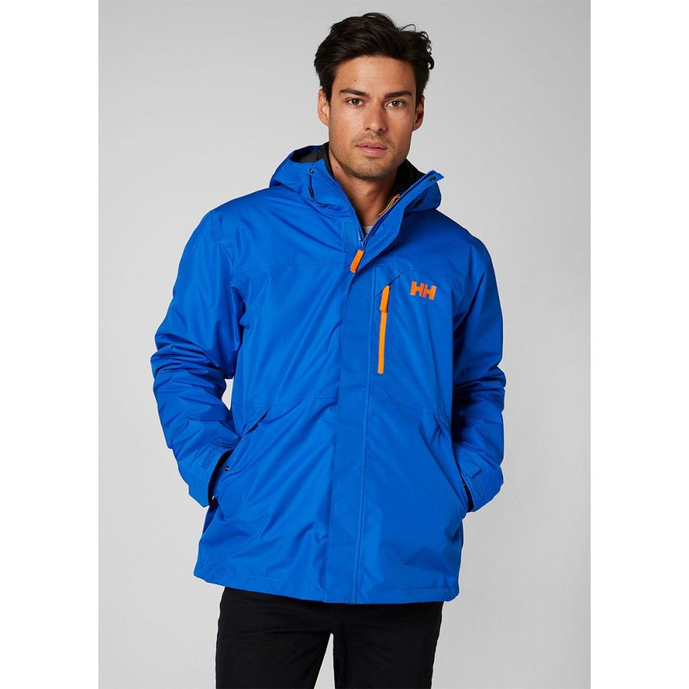 HELLY HANSEN Men's Squamish CIS Jacket - OLYMPIC