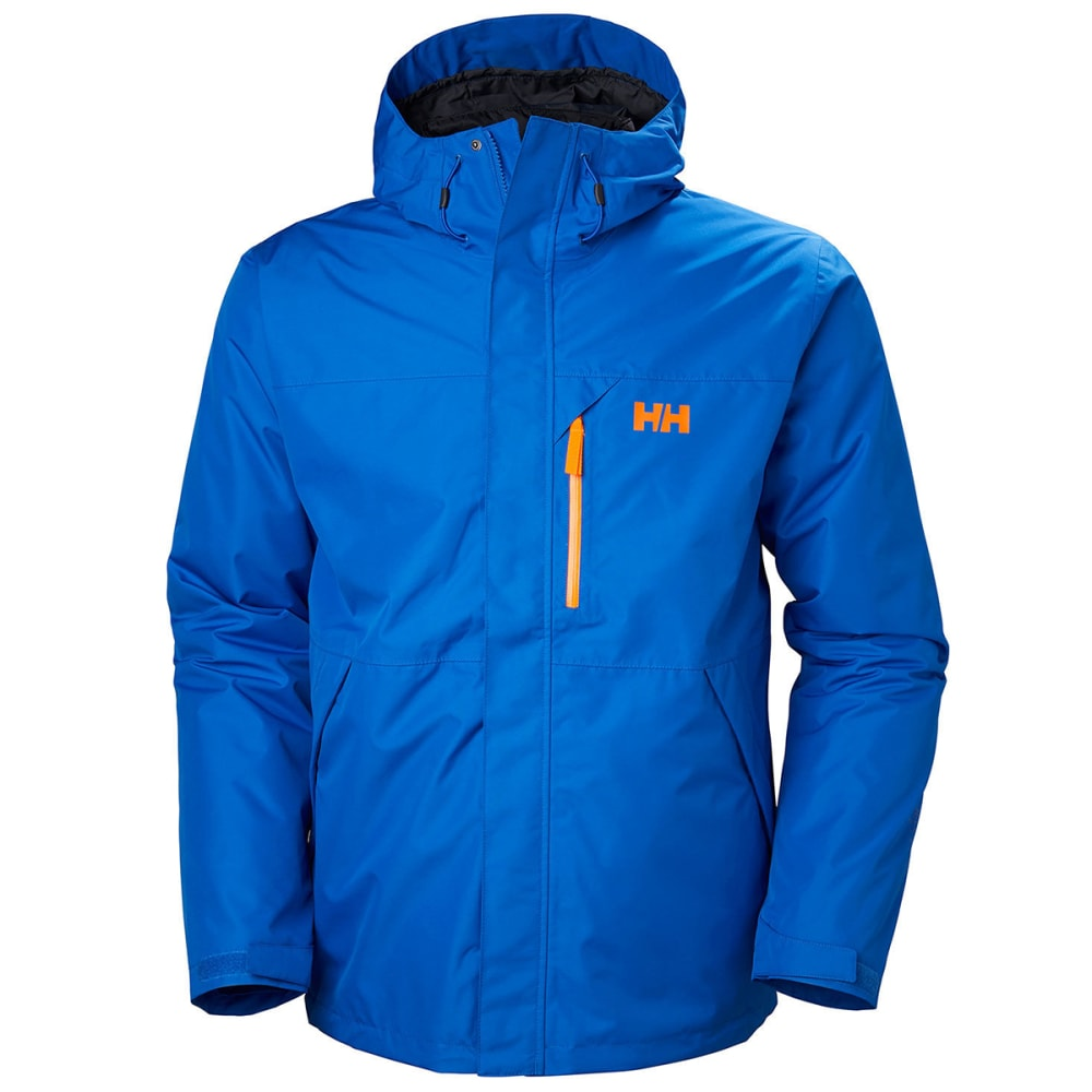 HELLY HANSEN Men's Squamish CIS Jacket - OLYMPIC