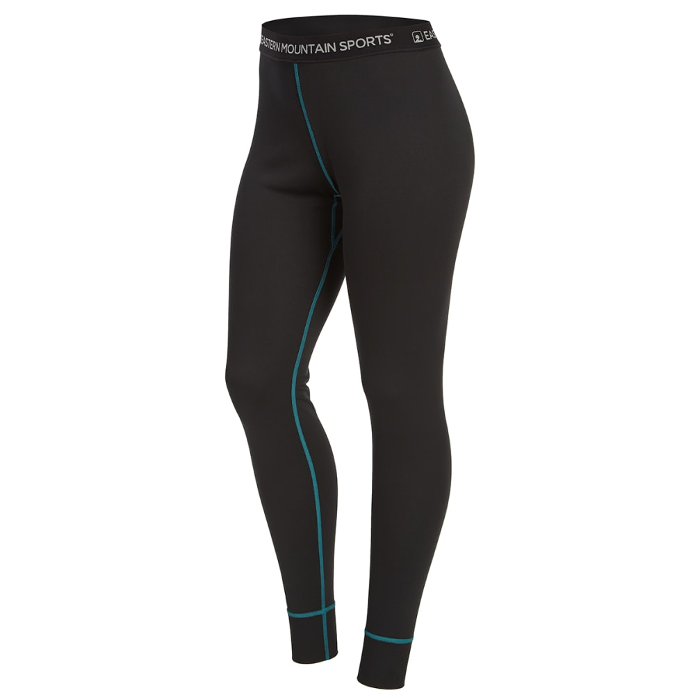 EMS Women's Techwick Lightweight Base Layer Bottoms - ANTHRACITE