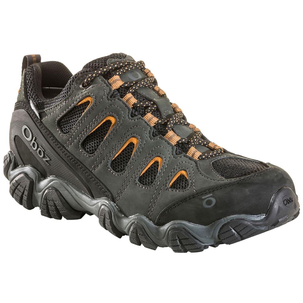 OBOZ Men's Sawtooth II Low B-Dry Waterproof Hiking Shoes 8