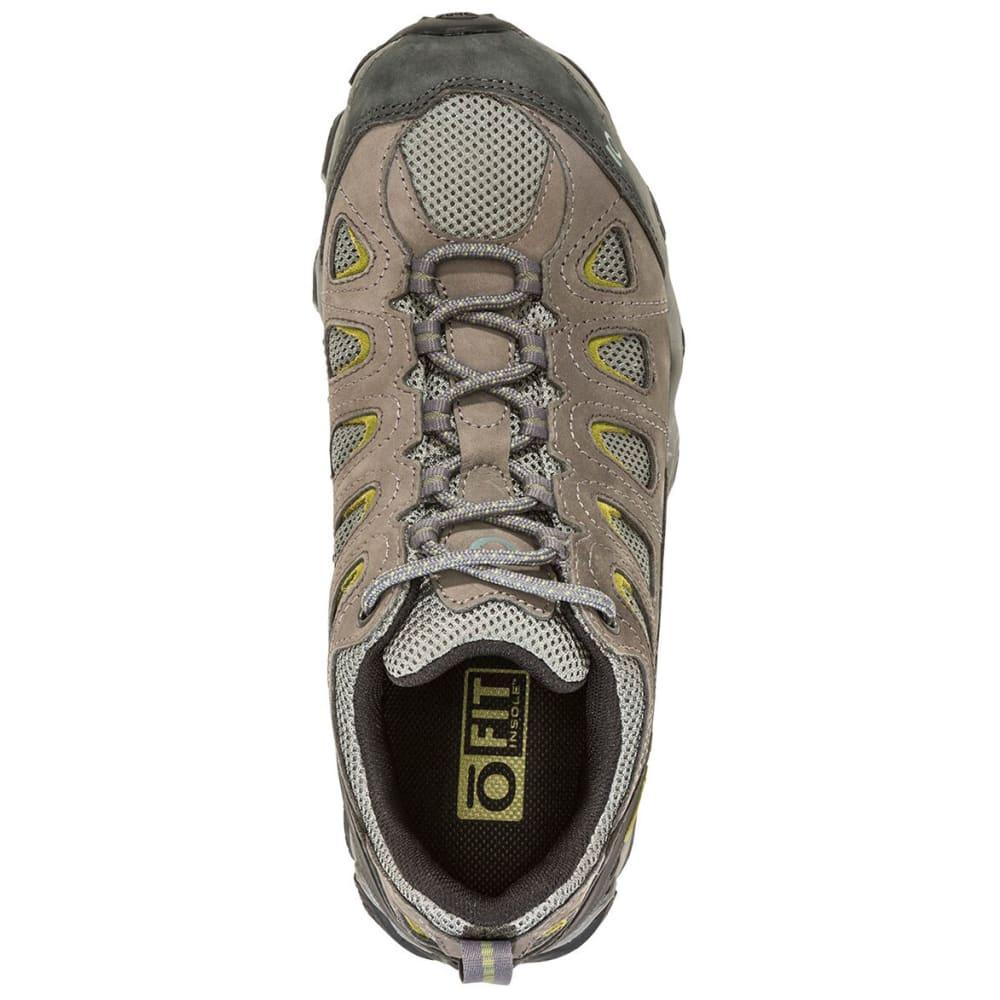 OBOZ Men's Sawtooth II Low Hiking Shoes - PEWTER