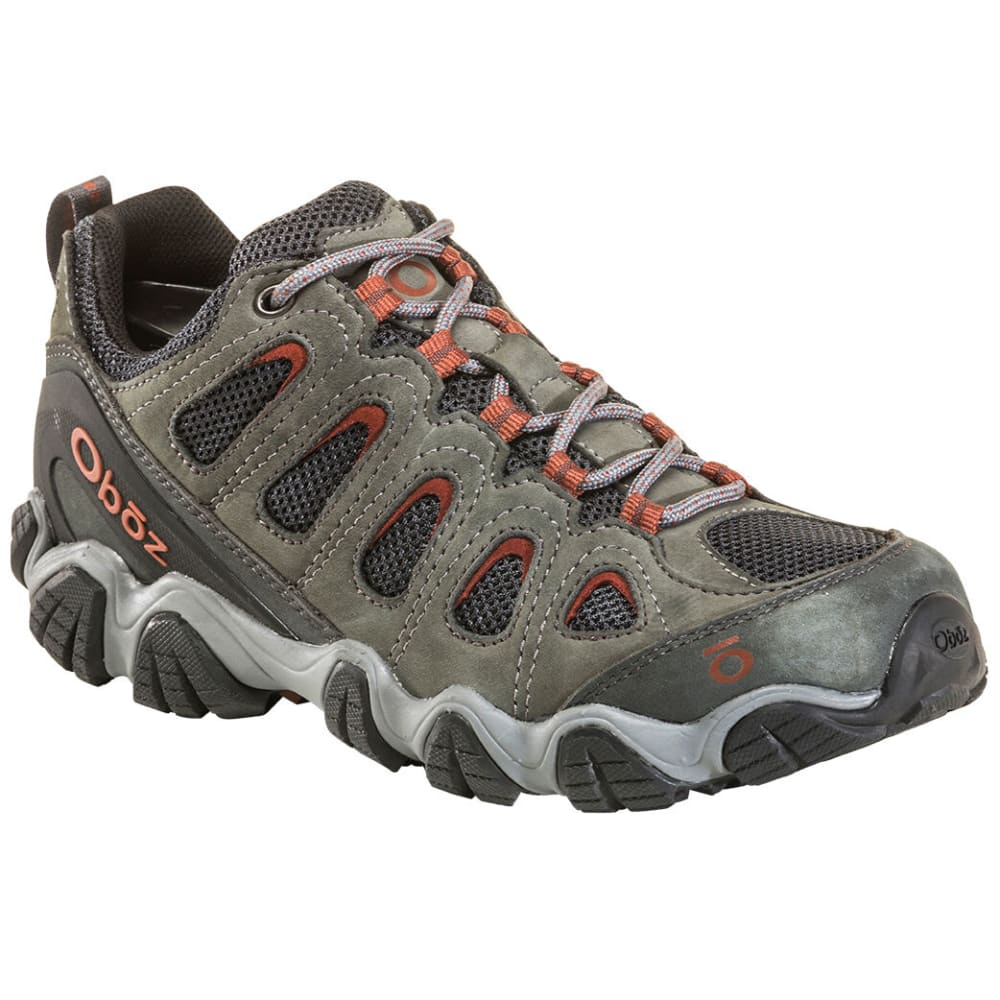 OBOZ Men's Sawtooth II Low Hiking Shoes 8