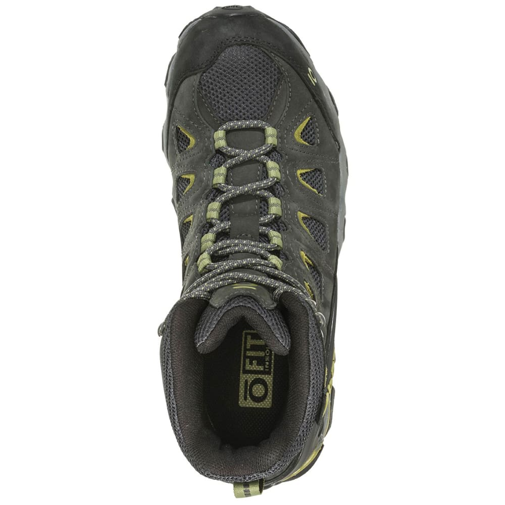 1988db49535 OBOZ Men's Sawtooth II Mid B-Dry Waterproof Hiking Shoes