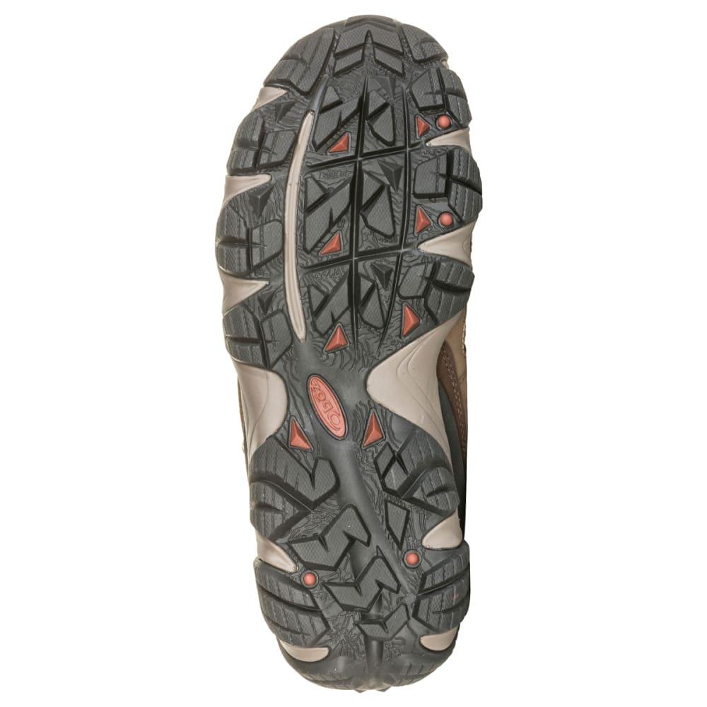 OBOZ Men's Sawtooth II Mid Hiking Shoes - BRINDLE/BRANDY
