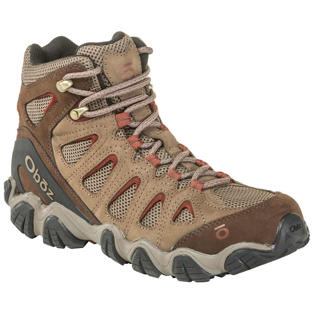 OBOZ Men's Sawtooth II Mid Hiking Shoes 8.5