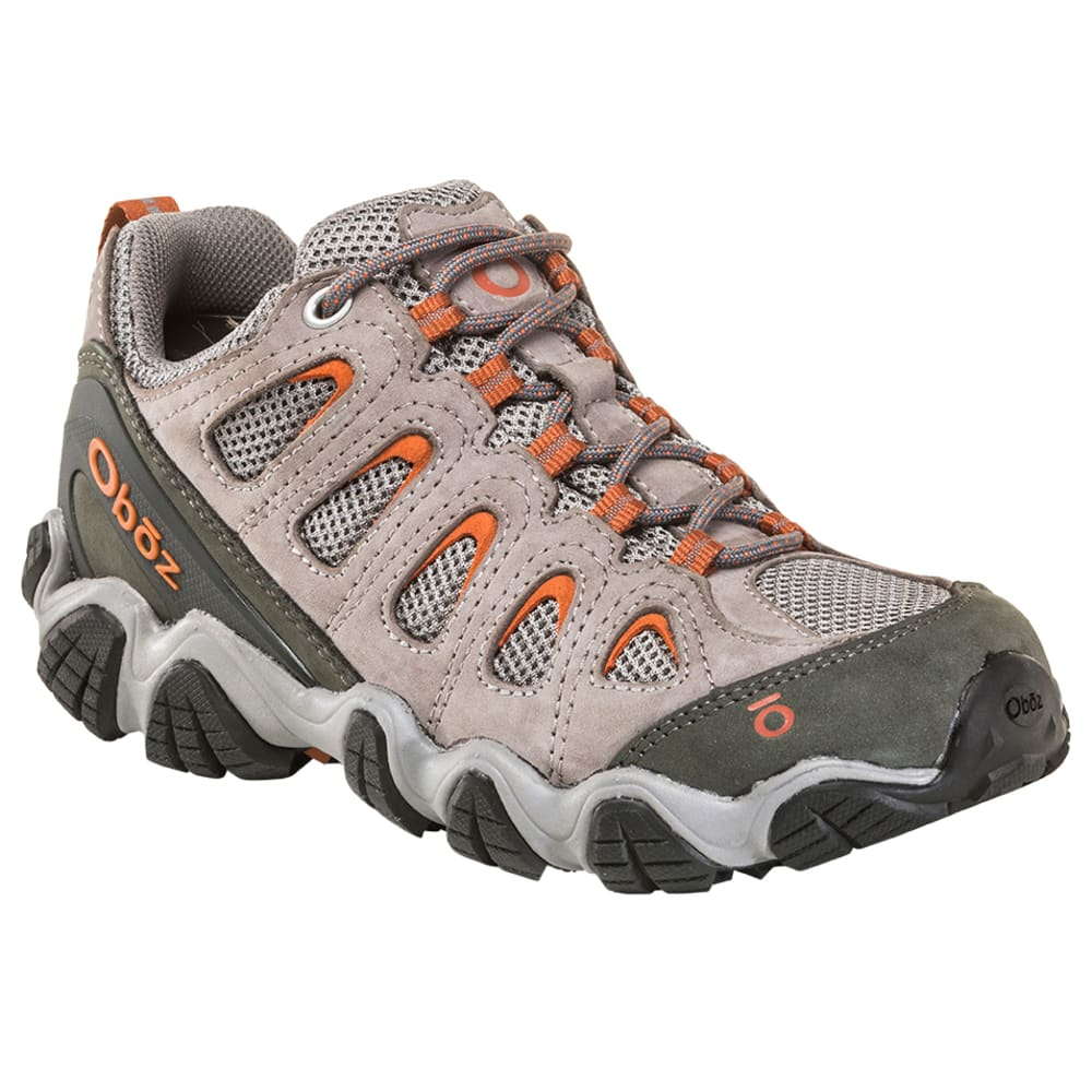 OBOZ Women's Sawtooth II Low Hiking Shoes 6.5