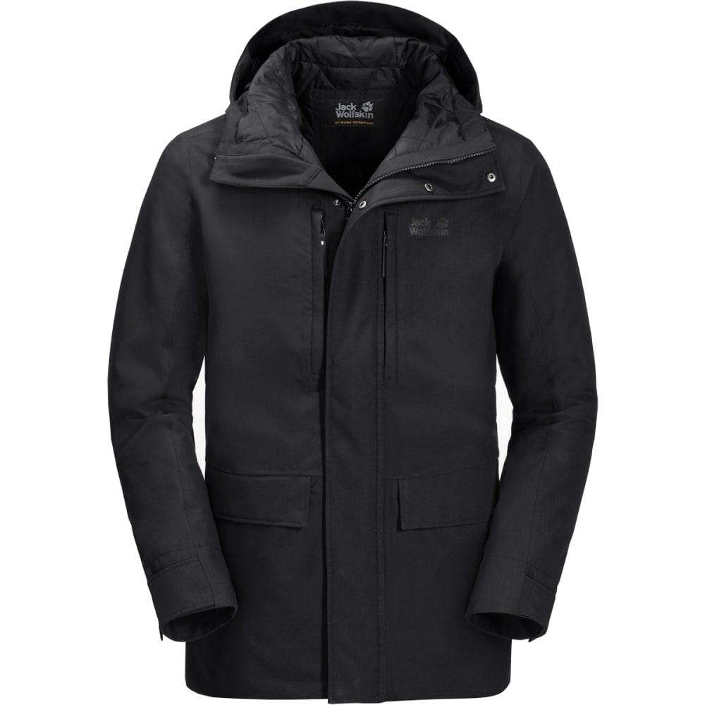 JACK WOLFSKIN West Coast Jacket - BLACK