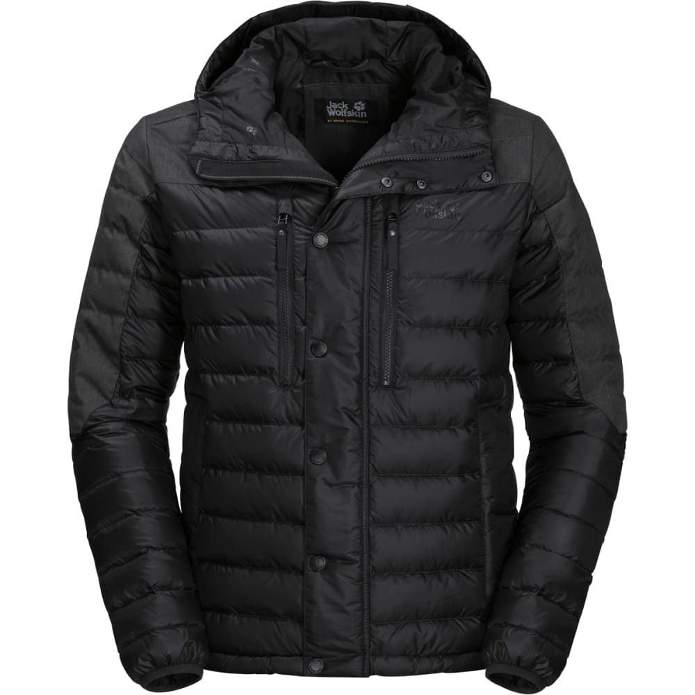 JACK WOLFSKIN Men's Richmond Jacket - BLACK