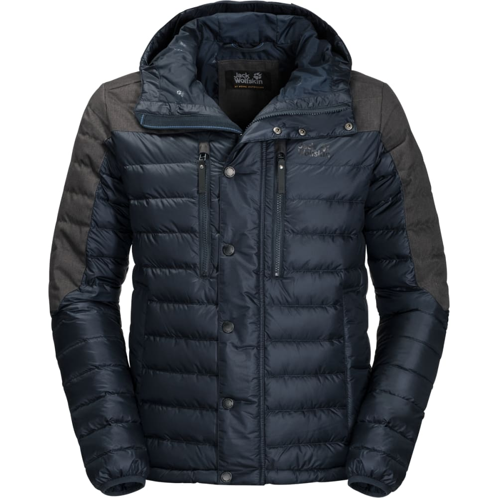 JACK WOLFSKIN Men's Richmond Jacket - MIDNIGHT BLUE