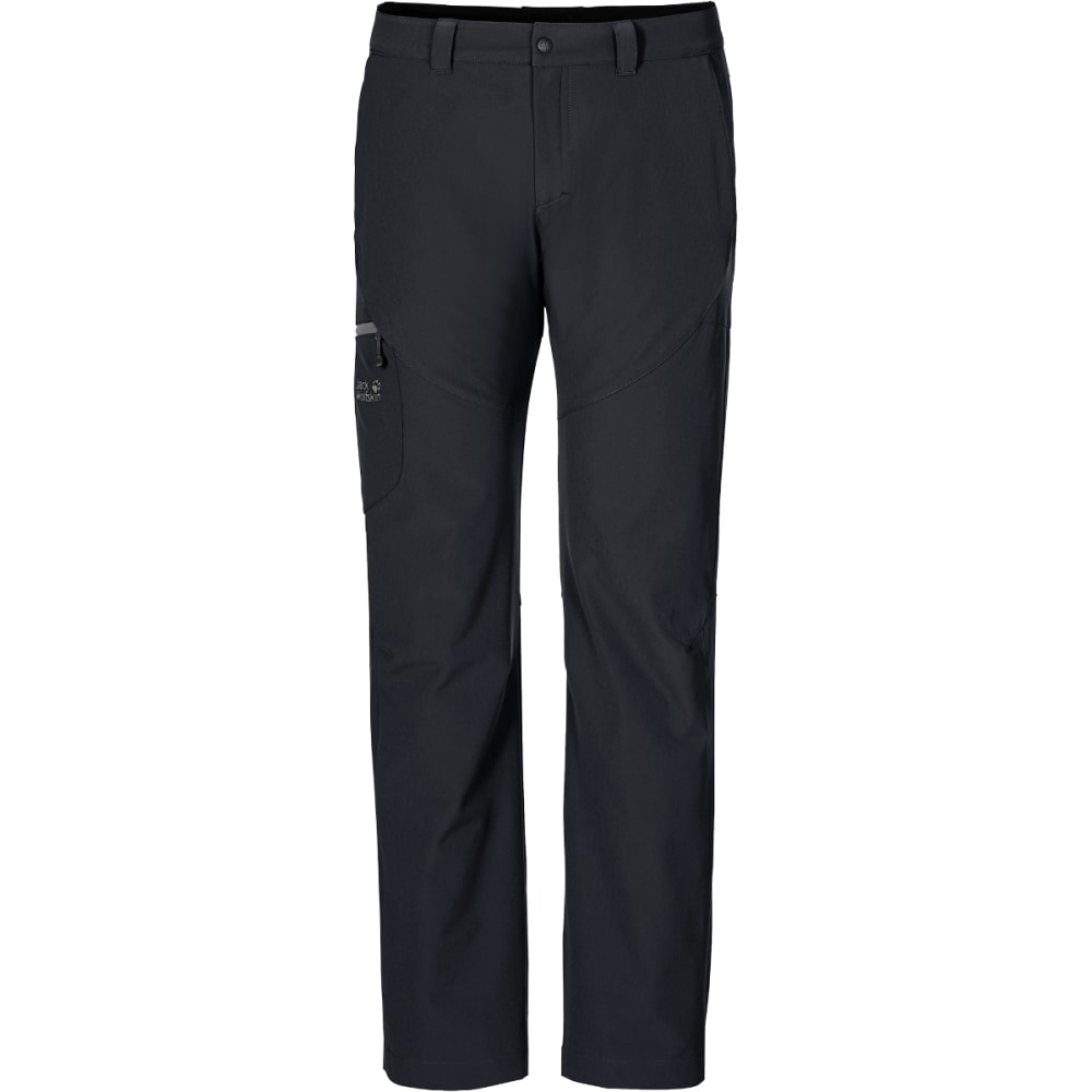 JACK WOLFSKIN Men's Chilly Track XT Pant - BLACK