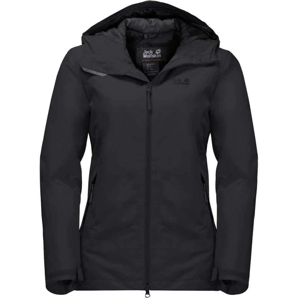 JACK WOLFSKIN Women's Chilly Morning Jacket - BLACK