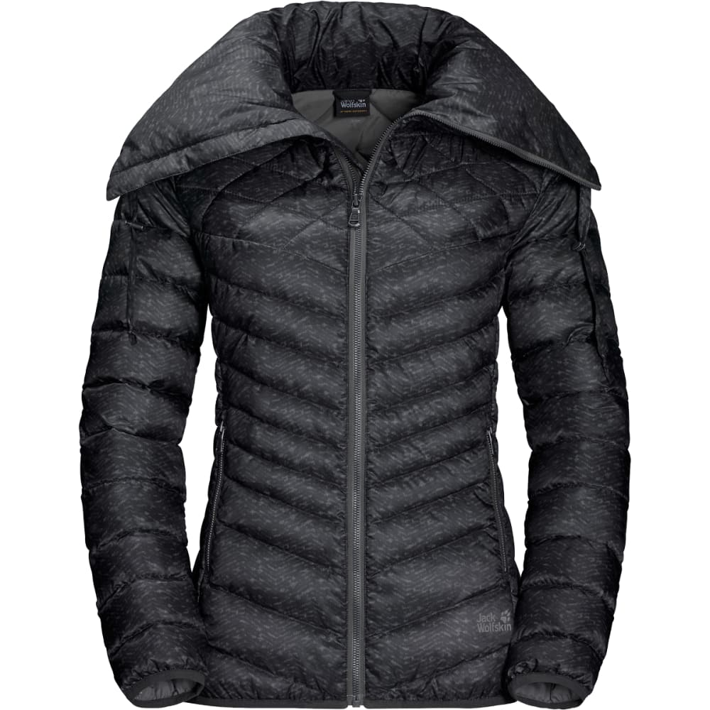 JACK WOLFSKIN Richmond Hill Jacket - BLACK