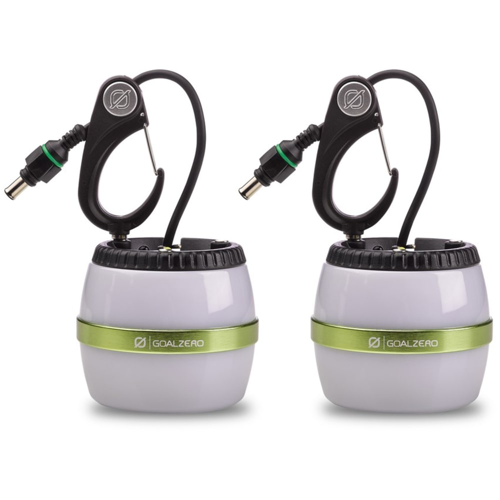 GOAL ZERO Light-A-Life 350 LED Light, 2-Pack - NO COLOR